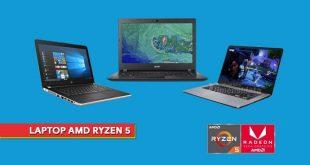 Laptop Gaming AMD Ryzen 5 Terbaik