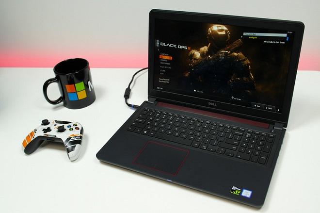 Laptop Gaming Dengan Resolusi 4K DELL Inspiron 15 7559 i7