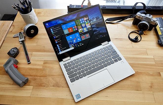 Laptop Gaming Dengan Resolusi 4K HP Lenovo Yoga 720 i7