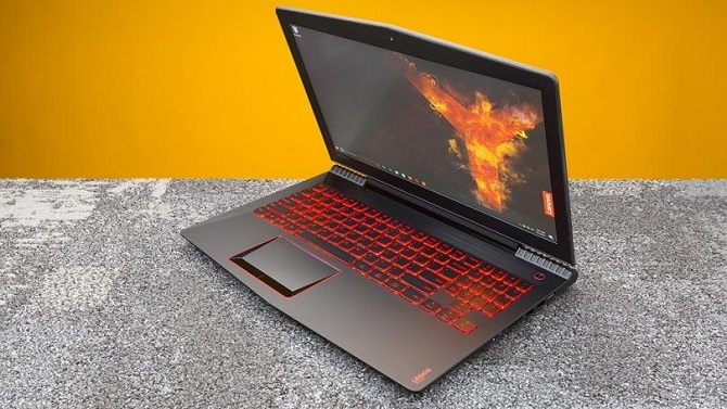 Laptop Gaming Terbaik LENOVO Legion Y520