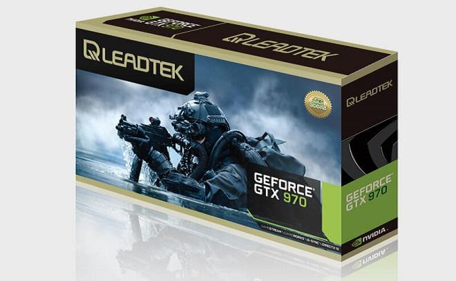Leadtek Geforce GTX 970 Hurricane