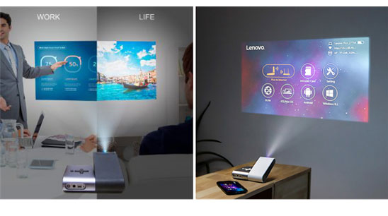 Lenovo P0510 Pocket Projector