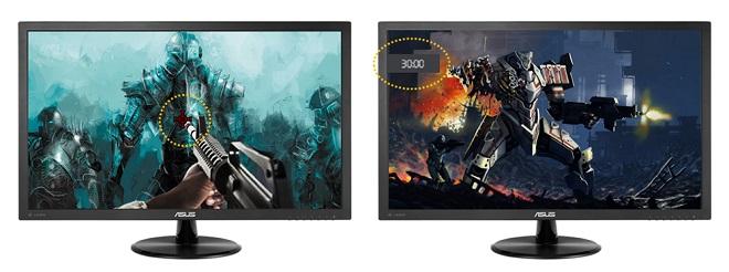 Monitor Gaming Terbaik ASUS VP228NE Harga Murah