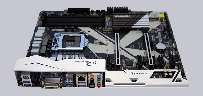 Motherboard Gaming Terbaik AsRock Z270 Killer