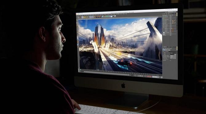 PC All in One Terbaik APPLE iMac Pro