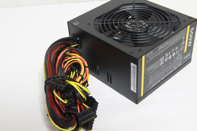 PC Gaming Power Supply 80+ Terbaik Antec VP500P v2