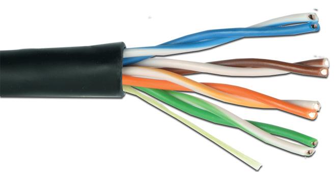 Pengertian Tipe Kabel Jaringan UTP (Unshielded Twisted Pair)