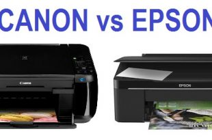 Perbandingan Printer Canon dan Printer Epson, Bagus Mana