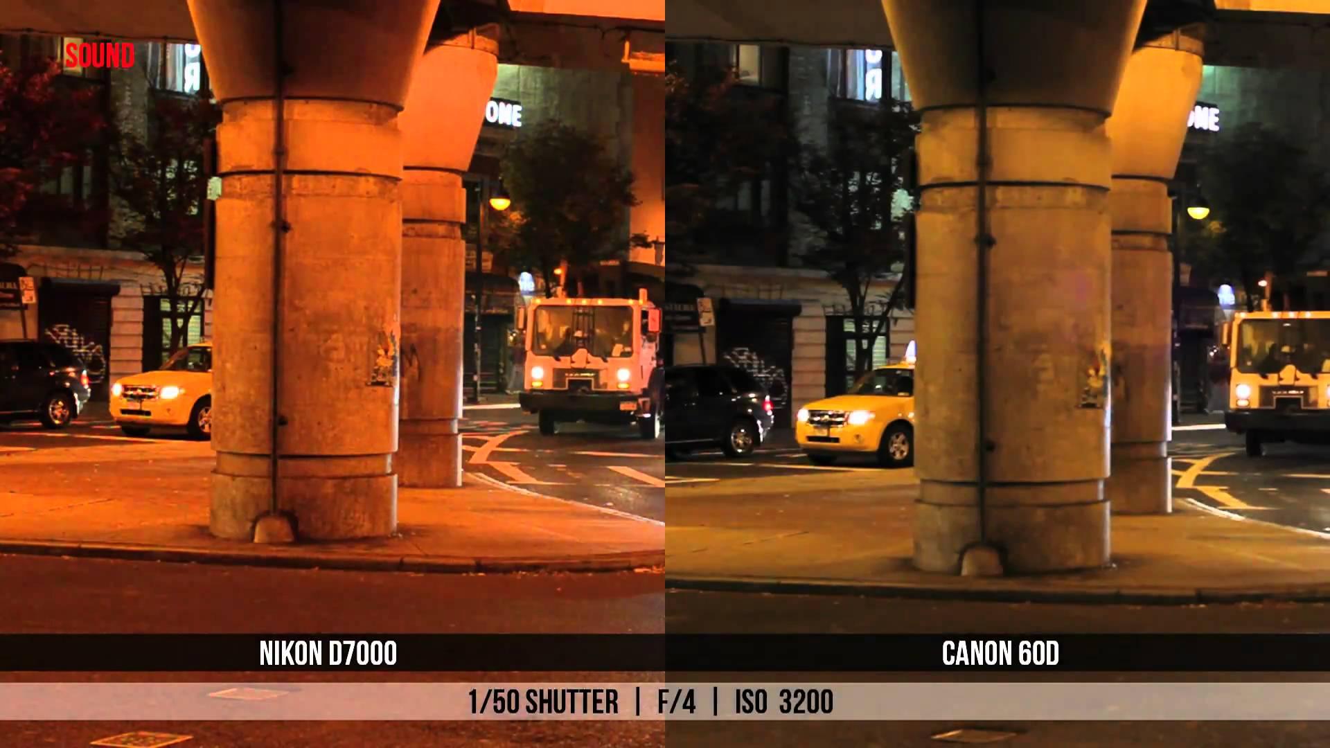 Perbandingan hasil jepretan kamera dslr nikon vs canon 1