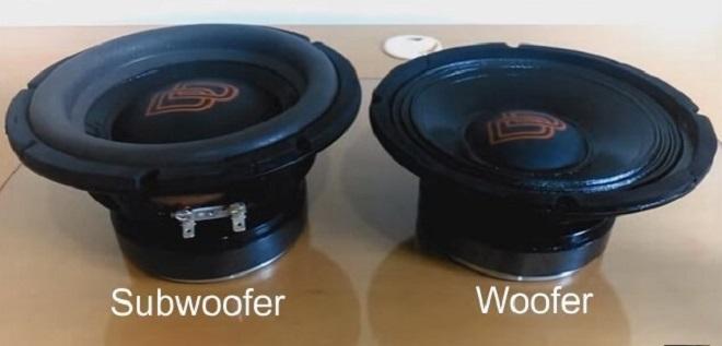 Perbedaan Speaker Woofer dan Subwoofer