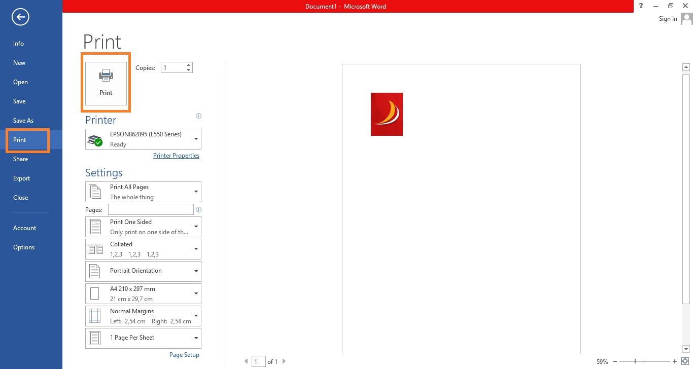 Cara Print Foto Di Microsoft Word Ukuran 2x3, 3x4, dan 4x6 ...