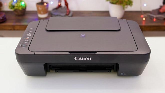 Printer Canon Terbaik Harga Dibawah 1 Juta Pixma E410