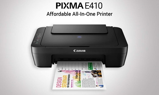 Printer Infus Canon Terbaik Pixma E410