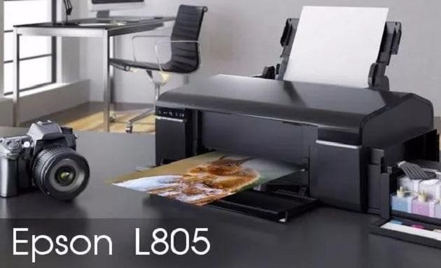 Printer Terbaik Untuk Mencetak Foto Epson L805