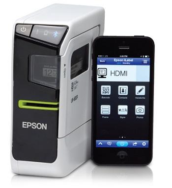 Printer Thermal Bluetooth Label Epson LW 600P