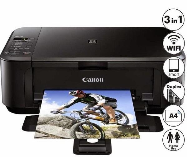 Printer Wireless WiFi Terbaik Canon Pixma E560