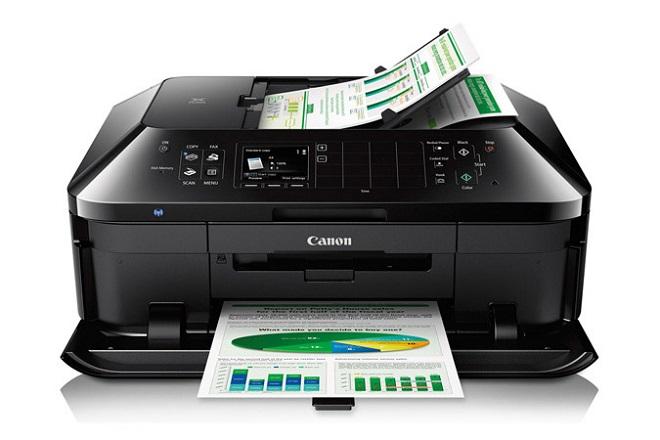 Printer Wireless WiFi Terbaik Canon Pixma Mx922
