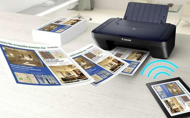 Printer Wireless WiFi Terbaik Canon Pixma iP7270