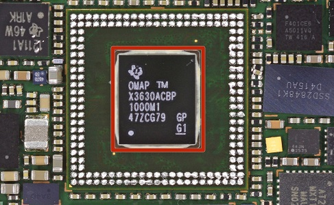 Prosesor Pada Smartphone OMAP CPU