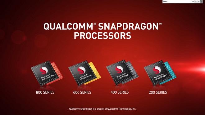 Prosesor Pada Smartphone Qualcomm Snapdragon