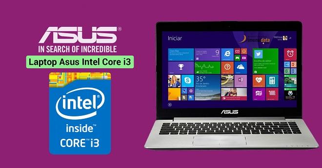 Rekomendasi 5 Laptop Asus Intel Core i3 Terbaik Harga Murah