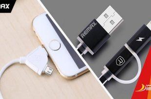 Rekomendasi Kabel Data Fast Charging Terbaik Merek REMAX