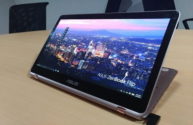 Review Kelebihan Spesifikasi Asus Zenbook Flip UX360UA dan Harga Terbaru 2017