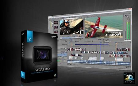 Software Edit Video Terbaik Untuk Windows Sony Vegas