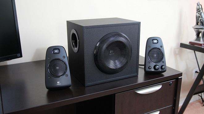 Speaker Komputer Yang Bagus Logitech Z623