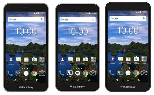 Spesifikasi HP Android BlackBerry Aurora dan Harga Terbaru 2017