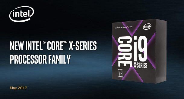 Spesifikasi Intel Core i9 X-Series, Bertenaga 18 Core dan 36 Thread