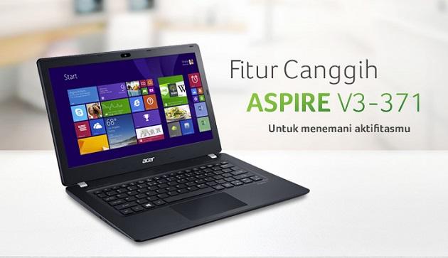 Spesifikasi Laptop Acer V3-371 i5 dan Harga Terbaru