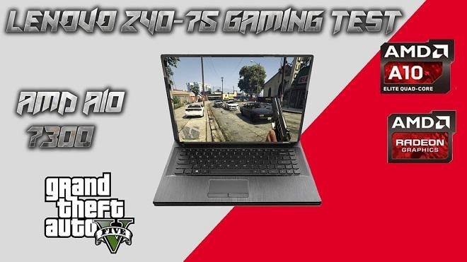 Spesifikasi Laptop Gaming Murah Lenovo Z40-75 F8D dan Harga Terbaru