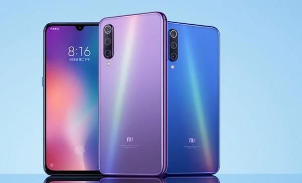 Spesifikasi Xiaomi Mi 9