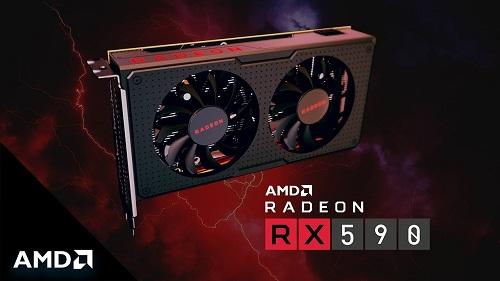 Spesifikasi dan Harga AMD Radeon RX 590