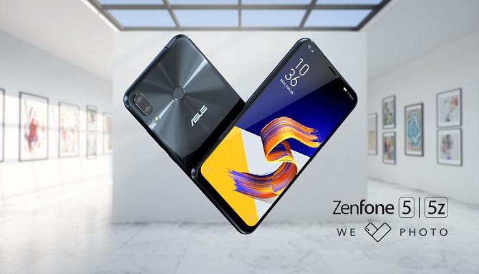 Spesifikasi dan Harga Asus Zenfone 5 ZE620KL 2018 Terbaru