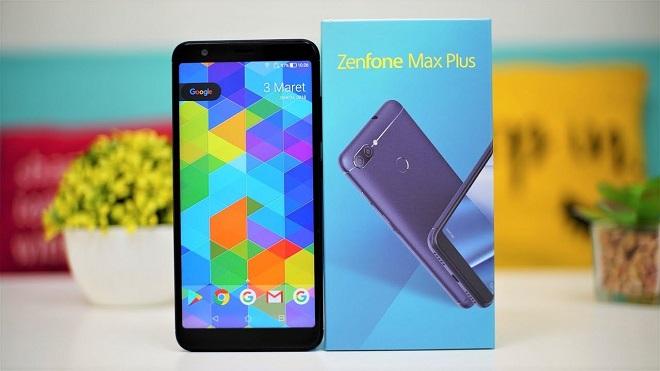 Spesifikasi dan Harga Asus Zenfone Max Plus M1 2018
