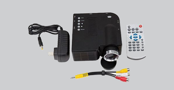 Spesifikasi dan Harga GM40 HDMI Mini Projector