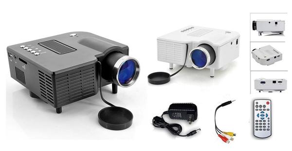 Spesifikasi dan Harga Glitz LED mini proyektor LZH30