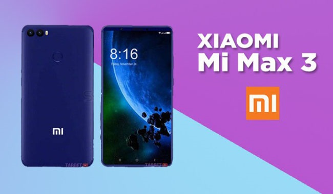Spesifikasi dan Harga HP Xiaomi Mi Max 3 Terbaru 2018
