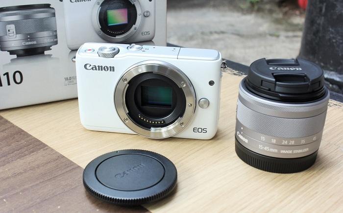 Spesifikasi dan Harga Kamera Canon EOS M10