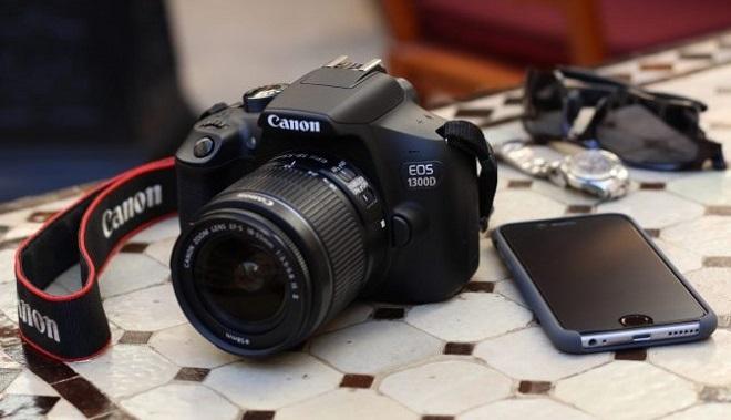 Spesifikasi dan Harga Kamera DSLR Canon EOS 1300D