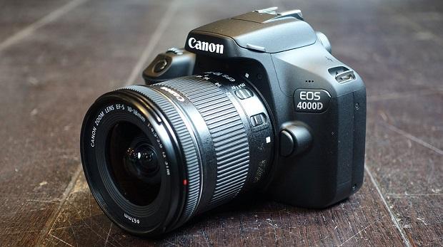 Spesifikasi dan Harga Kamera DSLR Canon EOS 4000D