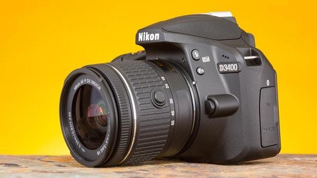 Spesifikasi dan Harga Kamera DSLR Nikon D3400