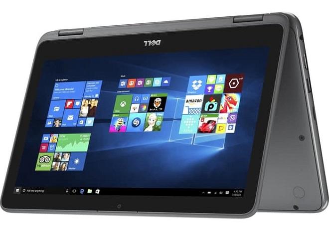 Spesifikasi dan Harga Laptop DELL Inspiron 11-3168