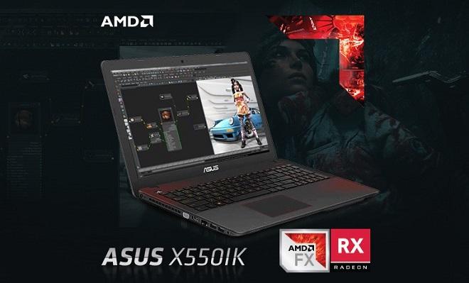 Spesifikasi dan Harga Laptop Gaming Asus X550 IK
