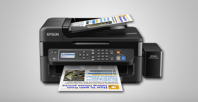 Spesifikasi dan Harga Printer EPSON L565 All In One