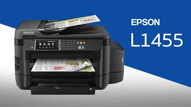 Spesifikasi dan Harga Printer Epson L1455 A3 WiFi All in One