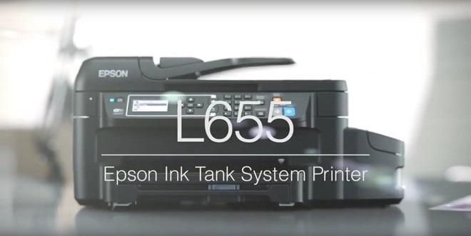 Spesifikasi dan Harga Printer Epson L655 WiFi All in One