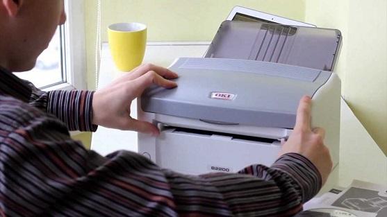Spesifikasi dan Harga Printer OKI B2200 Terbaru 2017